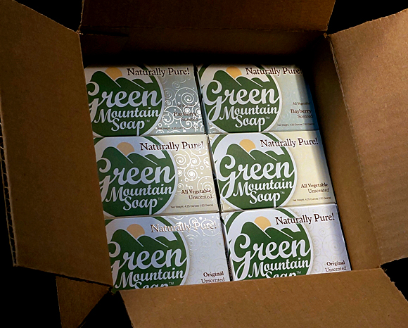 Packaging - Green Mountain Soap Company - Soap Packaging And Labels 1